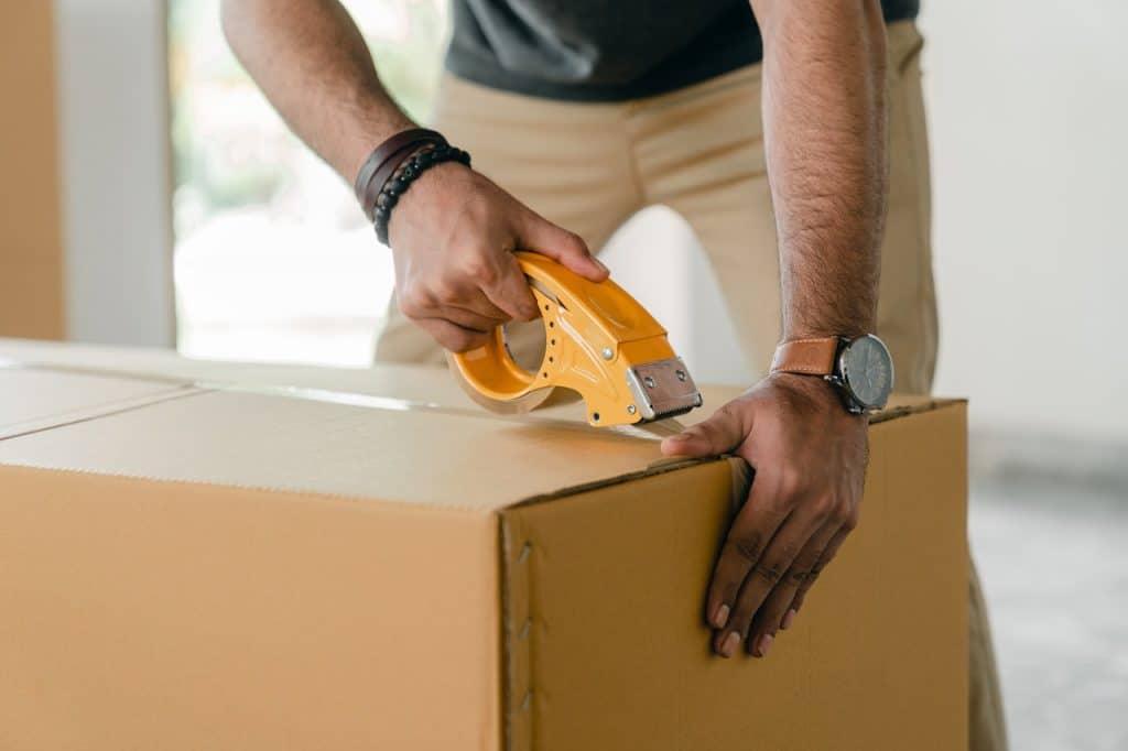 Que peut-on ranger dans un box de stockage ?