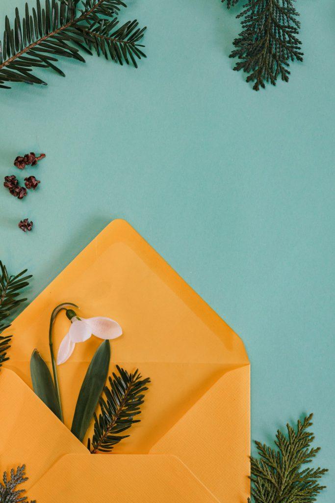 Comment bien personnaliser vos enveloppes ?