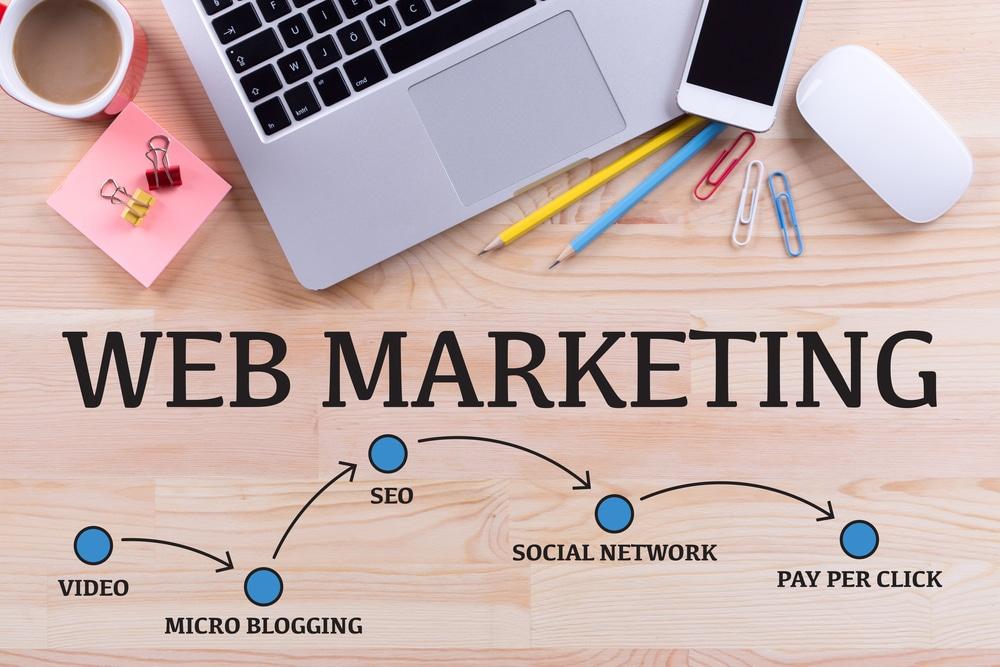 Quelles sont les étapes à définir pour une stratégie webmarketing ?