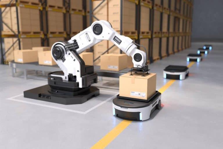 Les solutions innovantes dans le secteur de la logistique